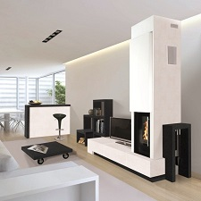 mood le r seau brisach propose une chemin e modulaire compl te. Black Bedroom Furniture Sets. Home Design Ideas