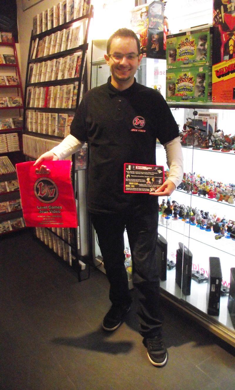 2235a34ecaa3d3 Haut Rhin   bientôt une nouvelle boutique Level Games à Colmar