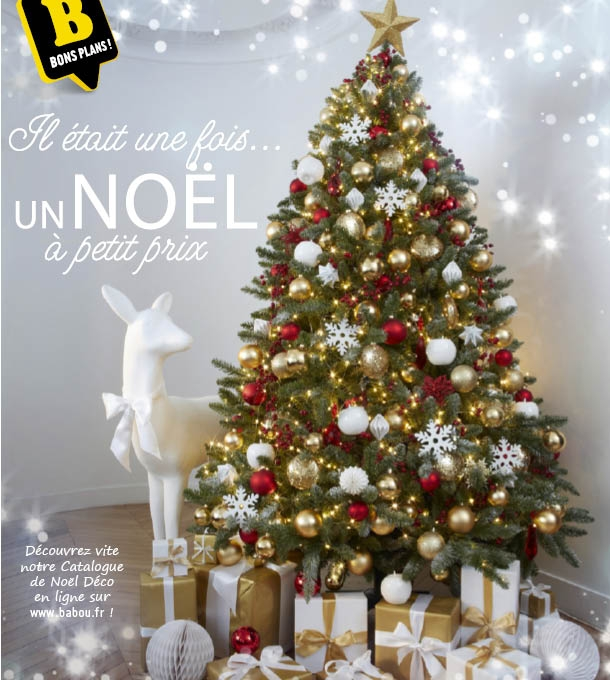 Babou deco de noel my blog for Babou decoration