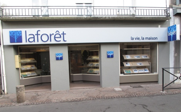Une nouvelle franchise lafort dans le puy de dme for Agence laforet
