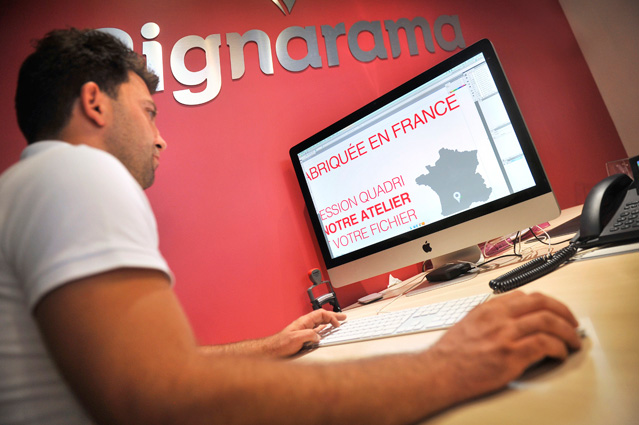 communication visuelle agence signarama