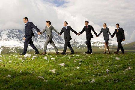 Equipe cohésion internationale