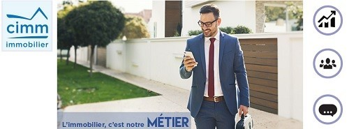 Rejoindre Cimm Immobilier
