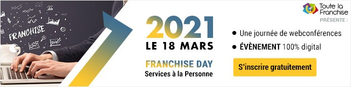 FranchiseDay 2021 Inscription SAP