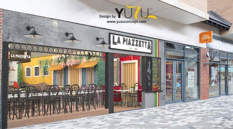 La franchise La Piazzetta souhaite déployer son concept dans l'hexagone