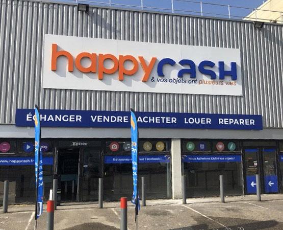 Happy Cash Ouvre Un Nouveau Magasin A Nancy
