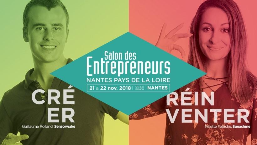 Le Salon des Entrepreneurs revient à Nantes pour une 11e édition