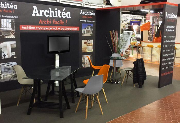 archit a des concessionnaires bien conscients de l importance des salons pour d velopper leur. Black Bedroom Furniture Sets. Home Design Ideas