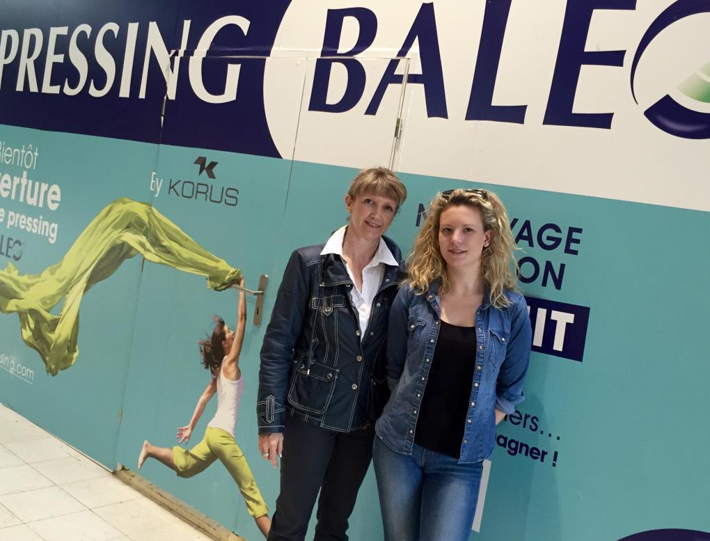 Pressing baleo s 39 installe reims for Cora cormontreuil adresse