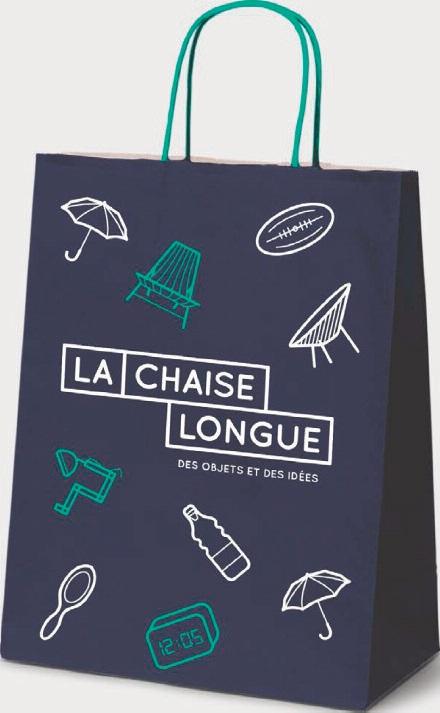 Une nouvelle identit graphique pour la chaise longue - Logo la chaise longue ...