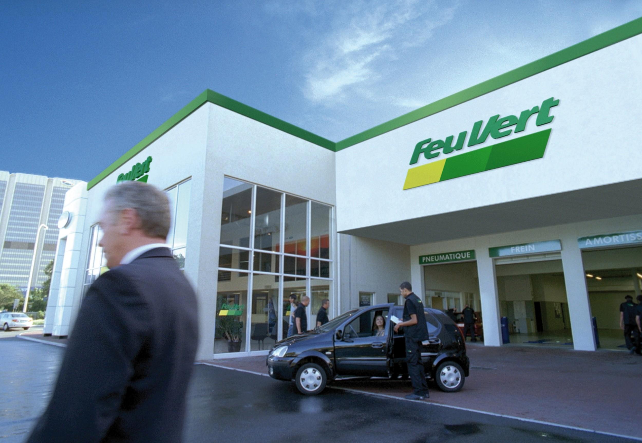 Trois nouveaux centres auto feu vert en savoie dans le for Garage 2g auto cernay