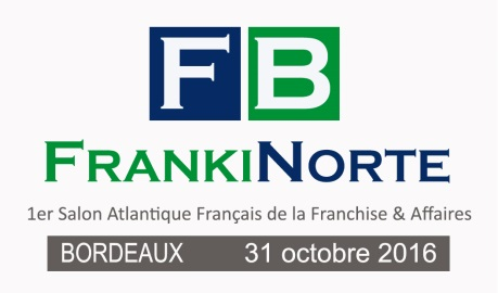 Frankinorte bordeaux 2016 le 1er salon atlantique fran ais de la franchise et des affaires - Salon de la franchise date ...