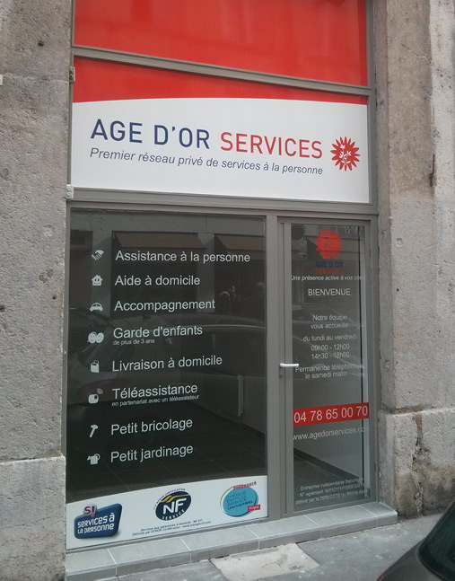 Age d'Or Services - Agence