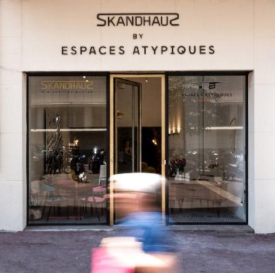 Espaces atypiques lance un concept dagence galerie marseille for Agence espace atypique