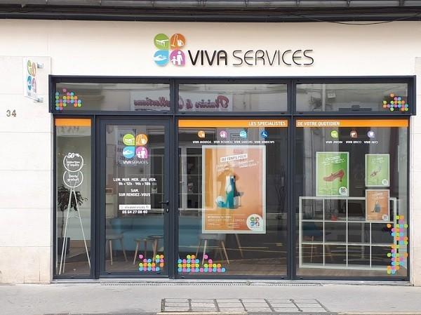Agence de services à la personne Vivaservices