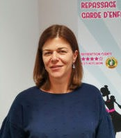 Emilie Coleau, franchisée All4home Nimes