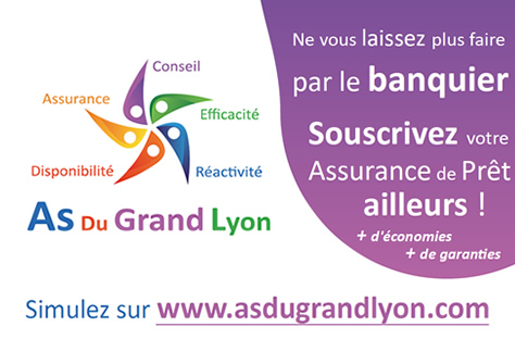 as du grand lyon assurance de pret