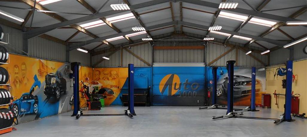 Franchise auto 3000 dans franchise garage centre auto for Franchise garage mecanique