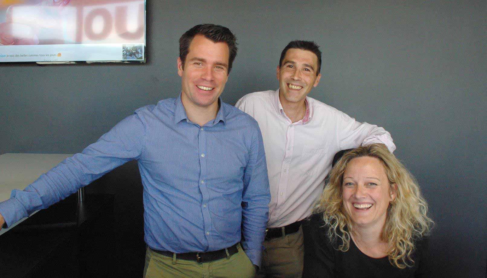 AvivA Cuisines s'implante à Vannes