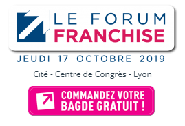 Badge gratuit Forum Franchise Lyon 2019