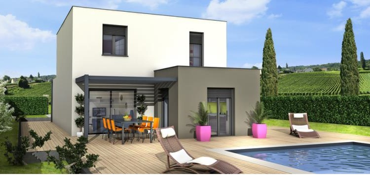 Franchise villas club dans franchise construction for Style maison contemporaine