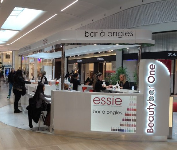 beautybar one kiosque