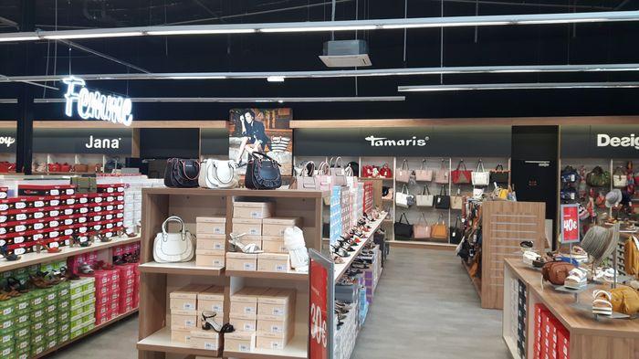 Franchise chaussures : Besson ouvre un nouveau magasin près