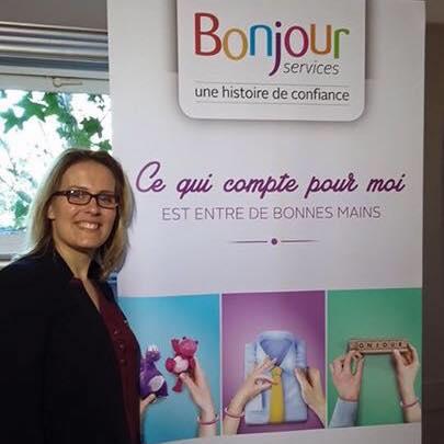 Amélie Millet, franchisée Bonjour Services à Montauban