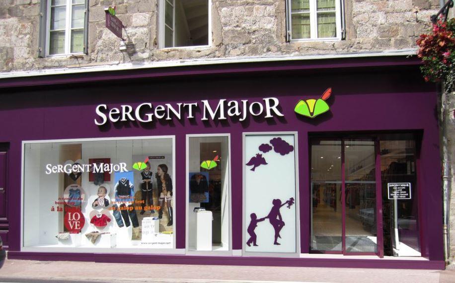 c418e669761b7 Sergent Major   retour sur les clés du succès de la marque