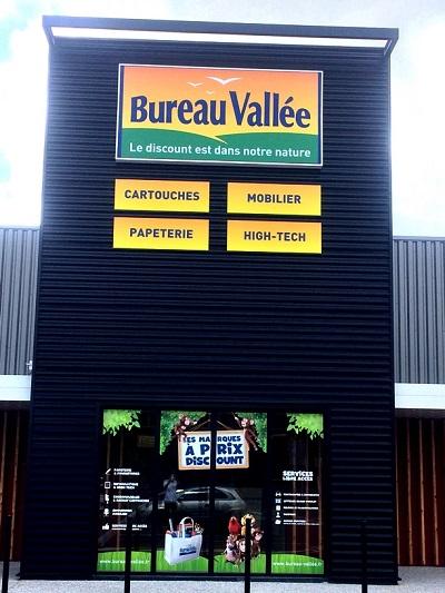 Un septime magasin bureau valle pour la rgion bordelaise for Bureau vallee dreux