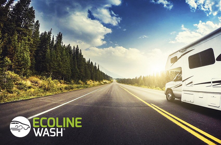 franchise ecoline wash camping car - caravane