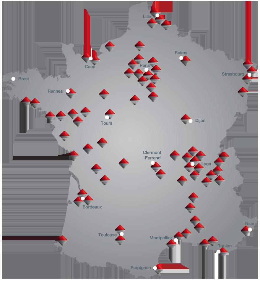 Franchise attila dans franchise protection de l 39 habitat for 78 en france