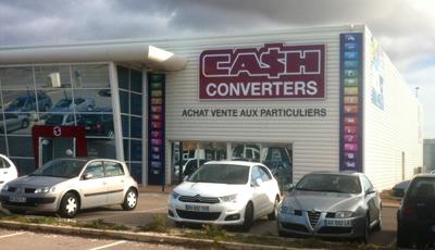 Un nouveau magasin cash converters rivelsaltes for Cash converter salon de provence