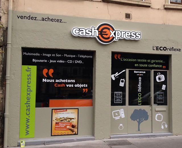 Cash express ouvre deux nouveaux points de vente - Cash express la valentine ...