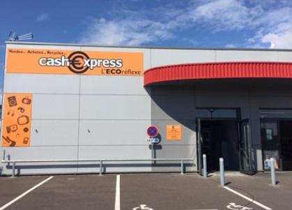 Un troisime point de vente cash express ouvre ses portes - Cash express la valentine ...