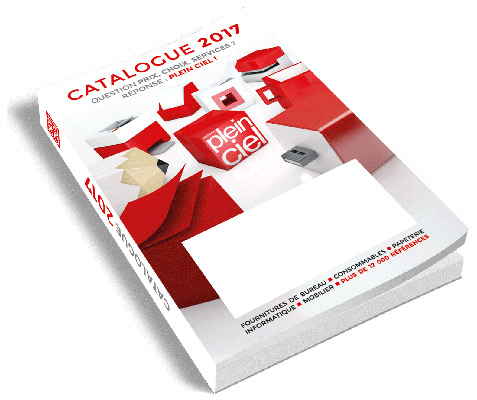 Catalogue lyreco fournitures de bureau bureau fourniture for Papeterie plein ciel
