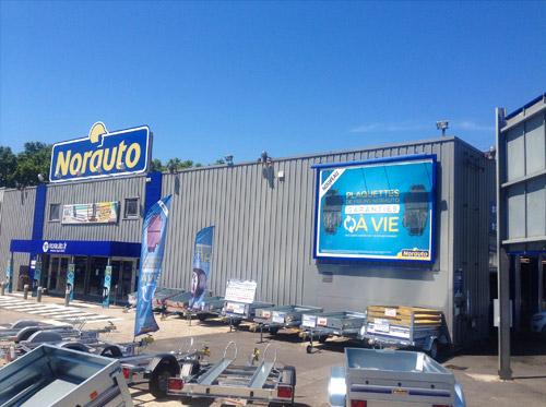 Norauto ouvre un nouveau centre automobile prades 66 for Feu vert perpignan