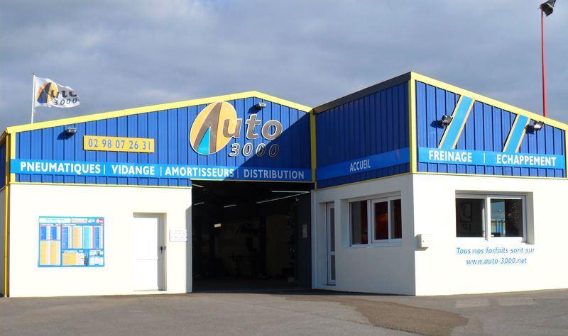 franchise auto 3000 dans franchise garage centre auto