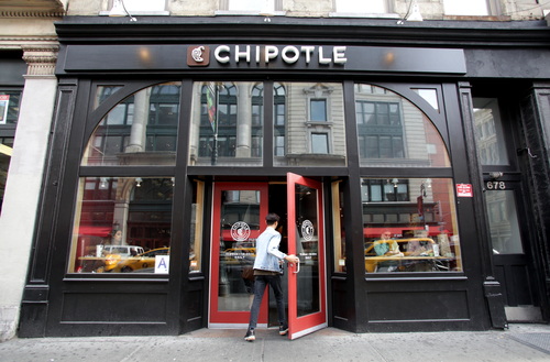 Chipotle, et ses alternatives en franchise
