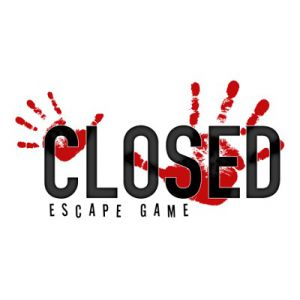 Closed Escape Game, logo
