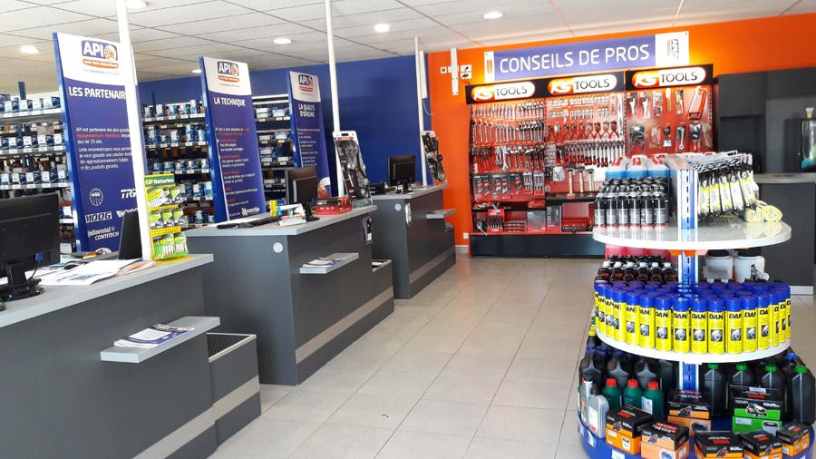 Franchise api dans franchise auto for Condition pour ouvrir un garage automobile