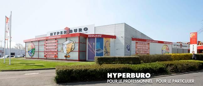 Franchise hyperburo dans franchise fournitures de bureau - Fournitures de bureau pour particuliers ...
