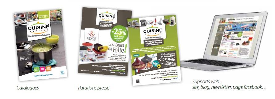 Franchise cuisine plaisir l 39 art de vivre dans la maison franchise arts de la table for Cuisine plaisir