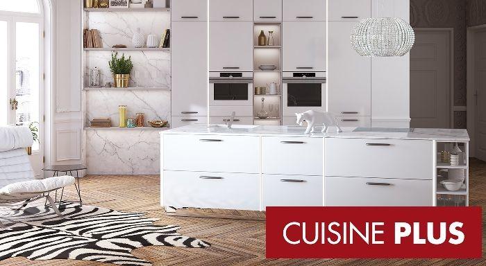 cuisine plus op re une mont e en gamme prix comp titif gr ce un nouveau fournisseur exclusif. Black Bedroom Furniture Sets. Home Design Ideas