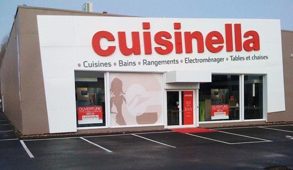 Franchise cuisinella dans franchise cuisine - Meuble cuisine cuisinella ...