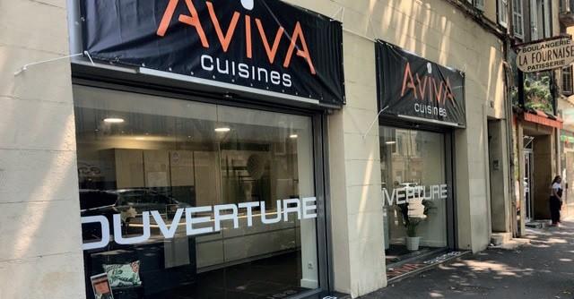 Cuisines Aviva S Installe A Aix En Provence