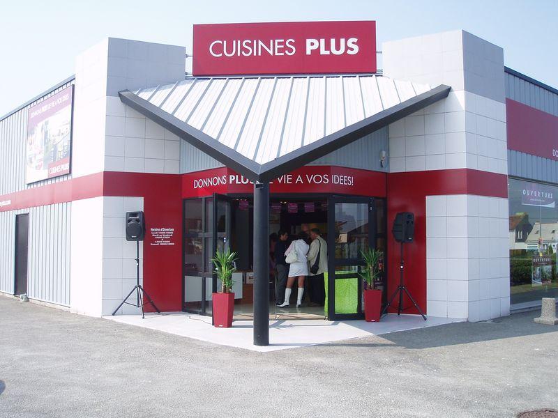 Nouveau franchis cuisines plus saint nazaire - Cuisine plus st egreve ...