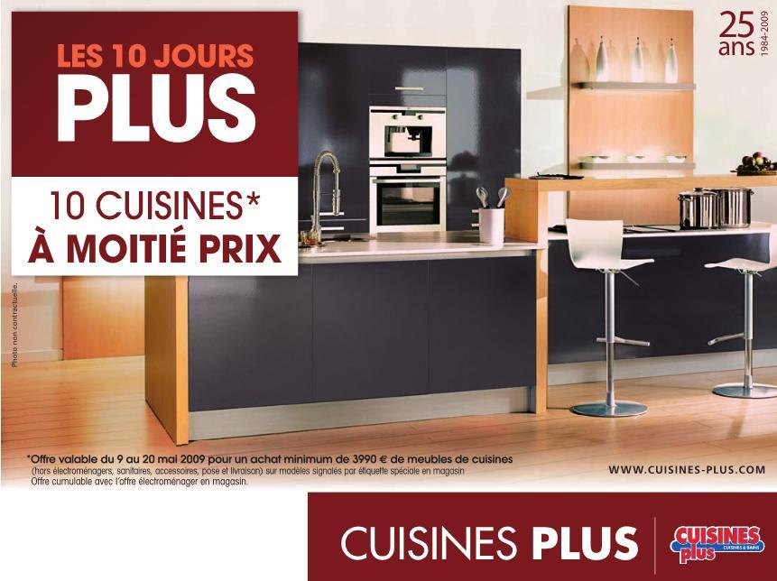 Franchise cuisine toujours plus pour le consommateur avec cuisines plus for Comcuisine plus la valette