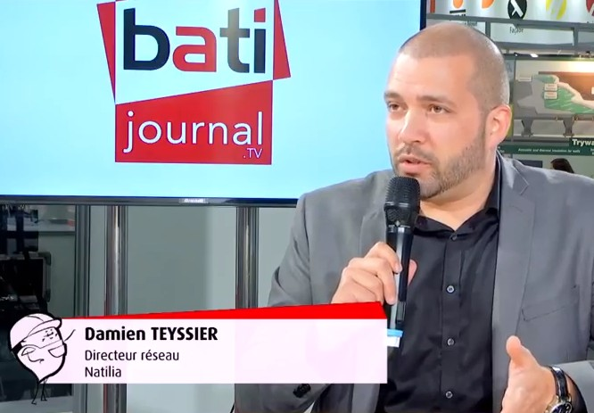 Natilia Bati journal TV Batimat 2017