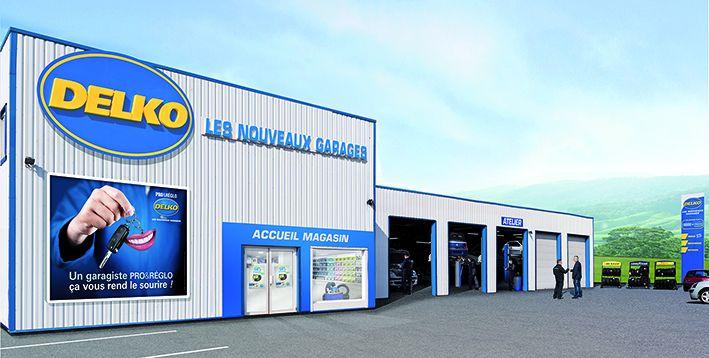 Franchise delko les nouveaux garages dans franchise for Garage sans franchise